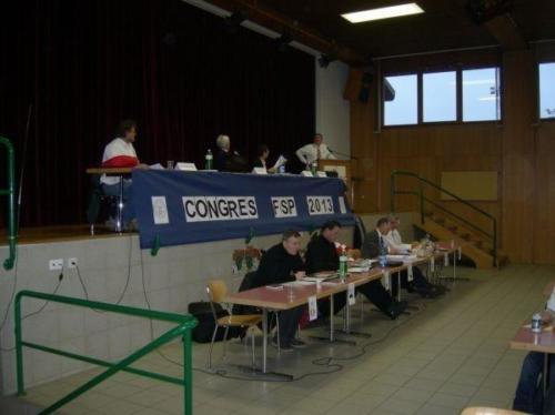 Congrès FSP 2013