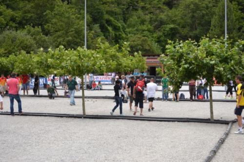 Championnat Suisse triplette mixte 2014